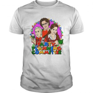 Party Planning Committee Christmas  Unisex