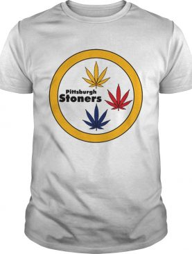 Weed Steelers Pittsburgh Stoners shirt