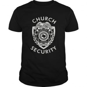 Church Deacon Headshots For Jesus Marksman Security  Unisex