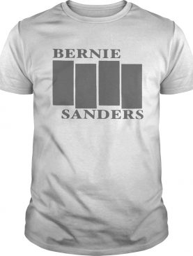 Bernie Sanders Black White Flag 2020 shirt