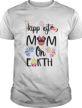 Happiest Mom On Earth shirt