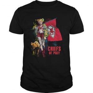 Quinn Kansas City Chiefs Of Prey  Unisex