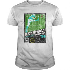 Ray Finkle Laces Out Football 94  Unisex