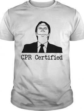 Cpr Certificate shirt