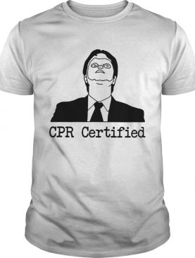 Cpr Certified shirt