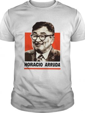 Julie Snyder Horacio Arruda shirt