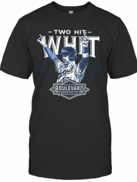 Two Hit Whit Boulevard Brewing Co T-Shirt