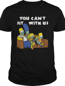 Corona The Simpson You Cant Sit With Us shirt