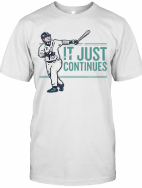 It Just Continues The Double I October 8 1995 T-Shirt