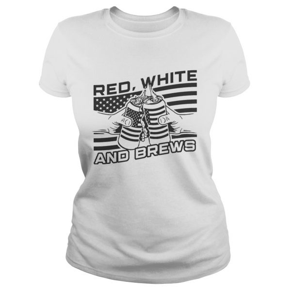 Red White And Brews  Classic Ladies