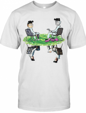 Rick And Morty And Bad T-Shirt