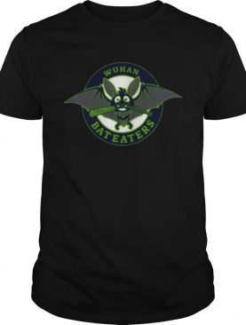 Wuhan Bat Eaters shirt