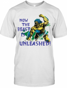 Beast Is Unleashed Street Fighter T-Shirt
