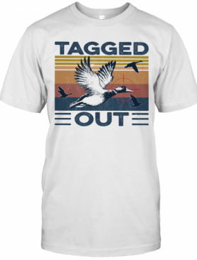 Bird Tagged Out Vintage T-Shirt