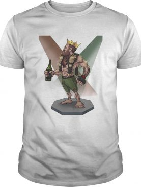 Mma featherweight champion conor mcgregor ufc king shirt