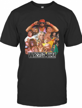 Wrestlemania T-Shirt