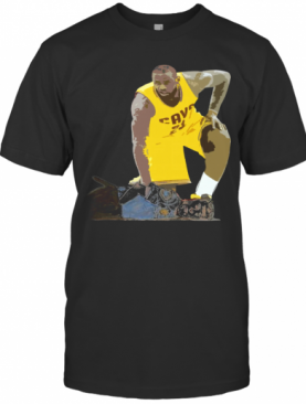 I Can't Breathe Lebron James T-Shirt
