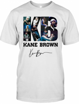 Kane Brown Singer Signature T-Shirt