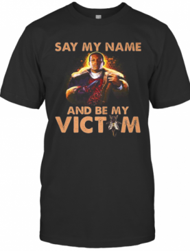 Candyman 2020 say my name and be my victim bees shirt T-Shirt