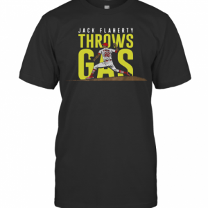 Jack Flaherty Throws Gas T-Shirt Classic Men's T-shirt