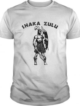 Combatant native shaka zulu shirt