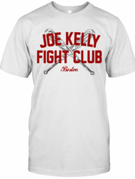 Joe Kelly Fight Club Boston T-Shirt