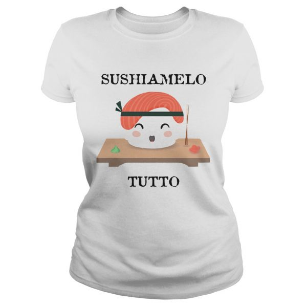 Sushiamelo Tutto  Classic Ladies