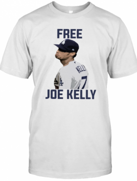 The Free Joe Kelly T-Shirt