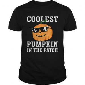 Coolest Pumpkin In The Patch  Unisex