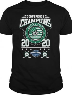 Dallas Stars Conference Champions NHL Western 2020 shirt