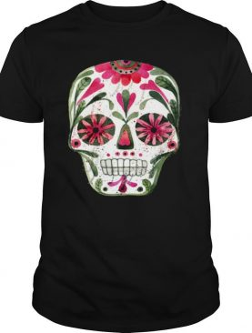 Dia De Los Muertos Day Of The Dead Skull shirt