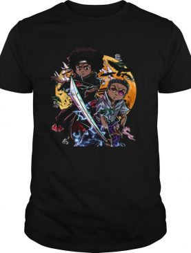 Itachi And Sasuke Halloween shirt