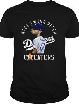 Joe Kelly Nice Swing Bitch Dodgers Cheaters shirt