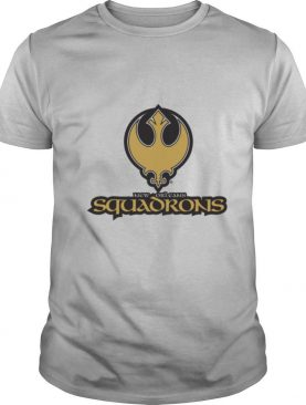 New Orleans Squadrons shirt
