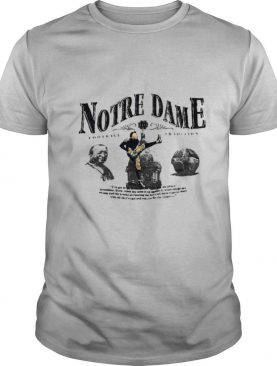 Notre dame football tradition shirt