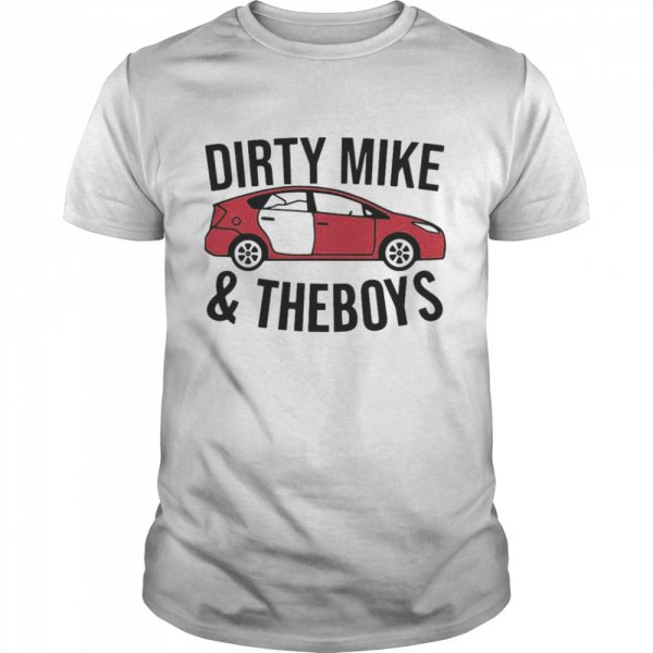 Dirty Mike And The Boys  Classic Men's T-shirt