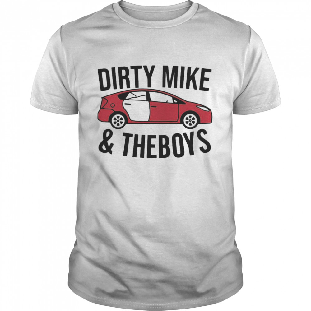 Dirty Mike And The Boys Classic Mens T shirt