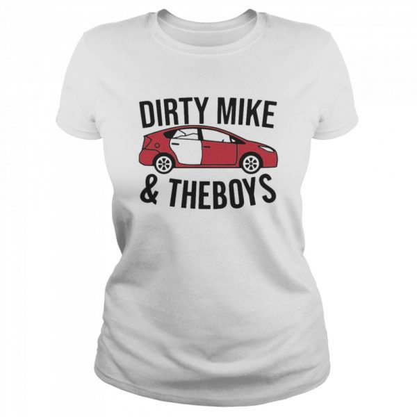 Dirty Mike And The Boys  Classic Women's T-shirt