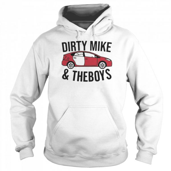 Dirty Mike And The Boys  Unisex Hoodie