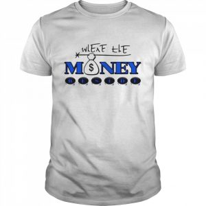 Where the money reside  Classic Men's T-shirt