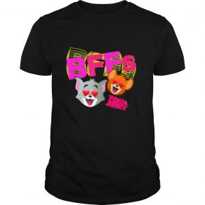 Tom & Jerry Movie BFFs shirt