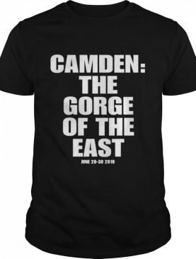 Camden the gorge of the east shirt