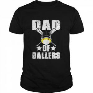Dad Of Ballers Face Mask  Classic Men's T-shirt