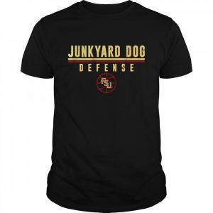 Florida State Junkyard Dogs Defense  Classic Men's T-shirt