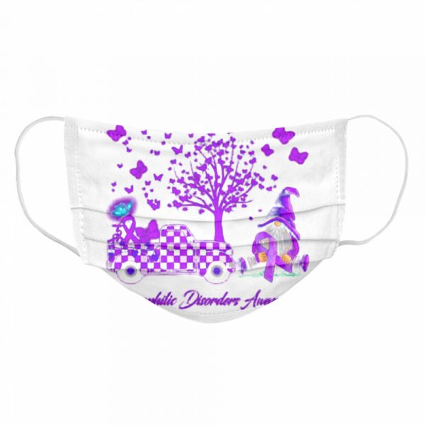 I'm A Survivor Eosinophilic Disorders Awareness Gifts Shirt Cloth Face Mask