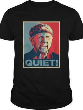 Johnny Lawrence Quiet shirt