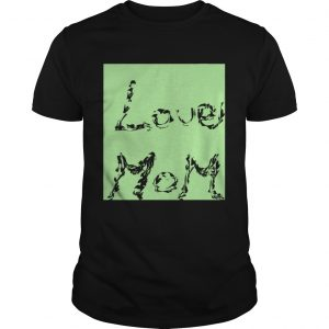 Love mom who love mom for happy mothers day  Unisex