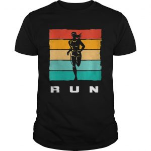 Running Apparel RUN Running Shirt Unisex