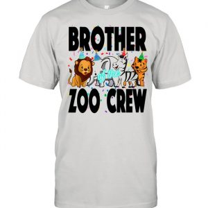 Zoo jungle birthday family costume party theme BROTHER Shirt Classic Men's T-shirt